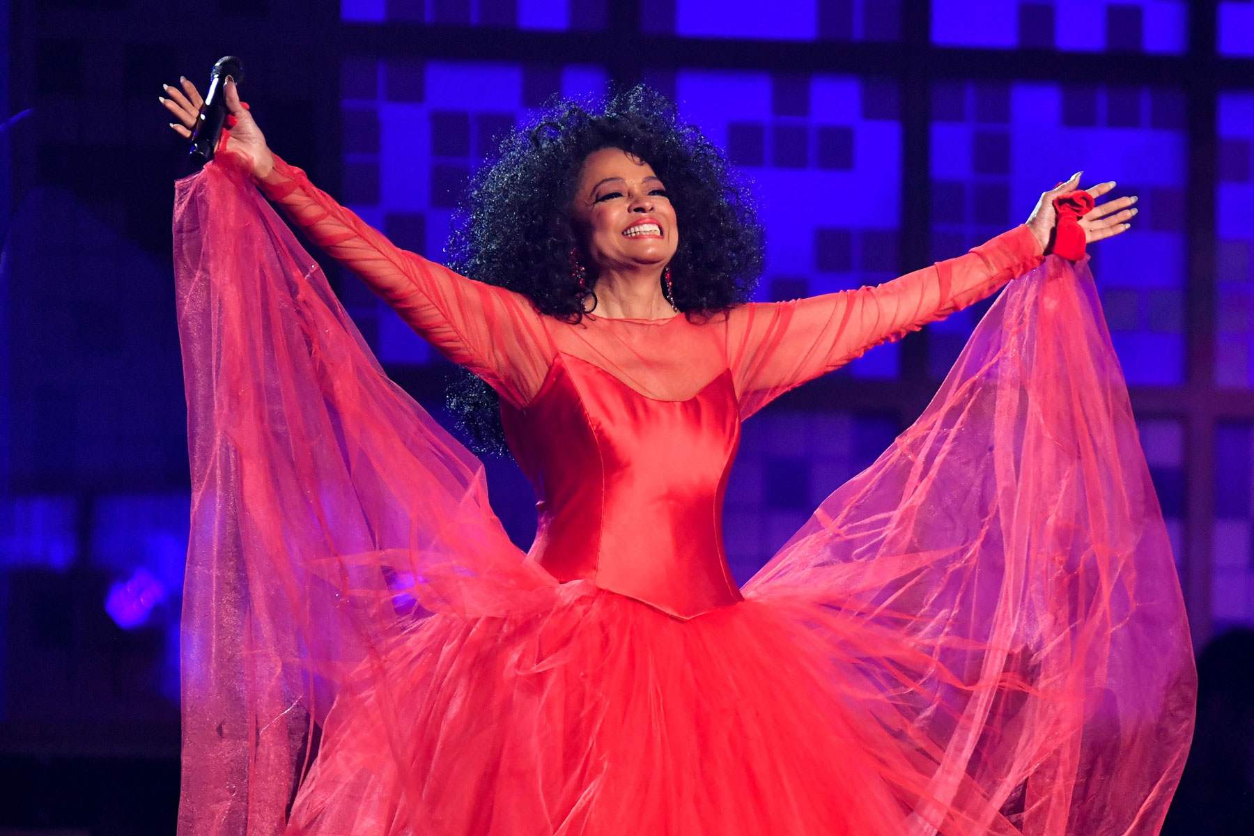 Image result for grammys 2019 diana ross gif