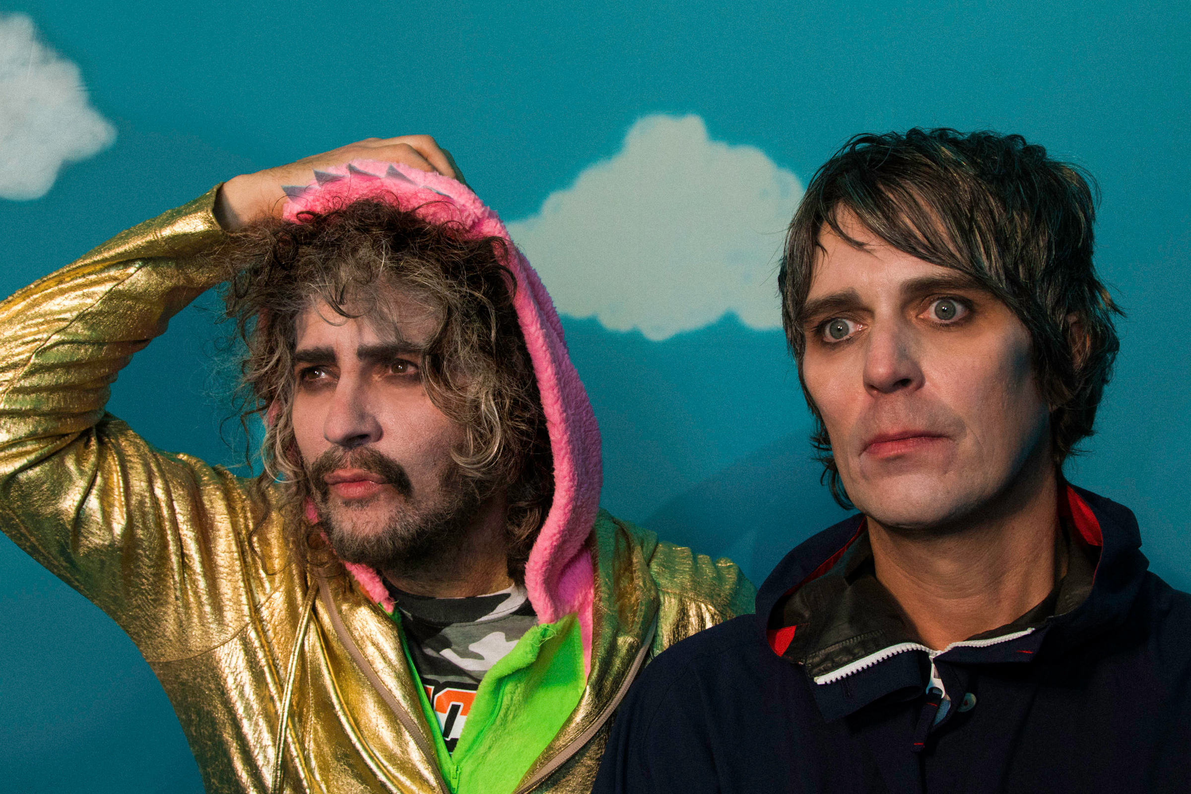 Flaming Lips Tap Mick Jones for New Album 'King's Mouth' – Rolling Stone