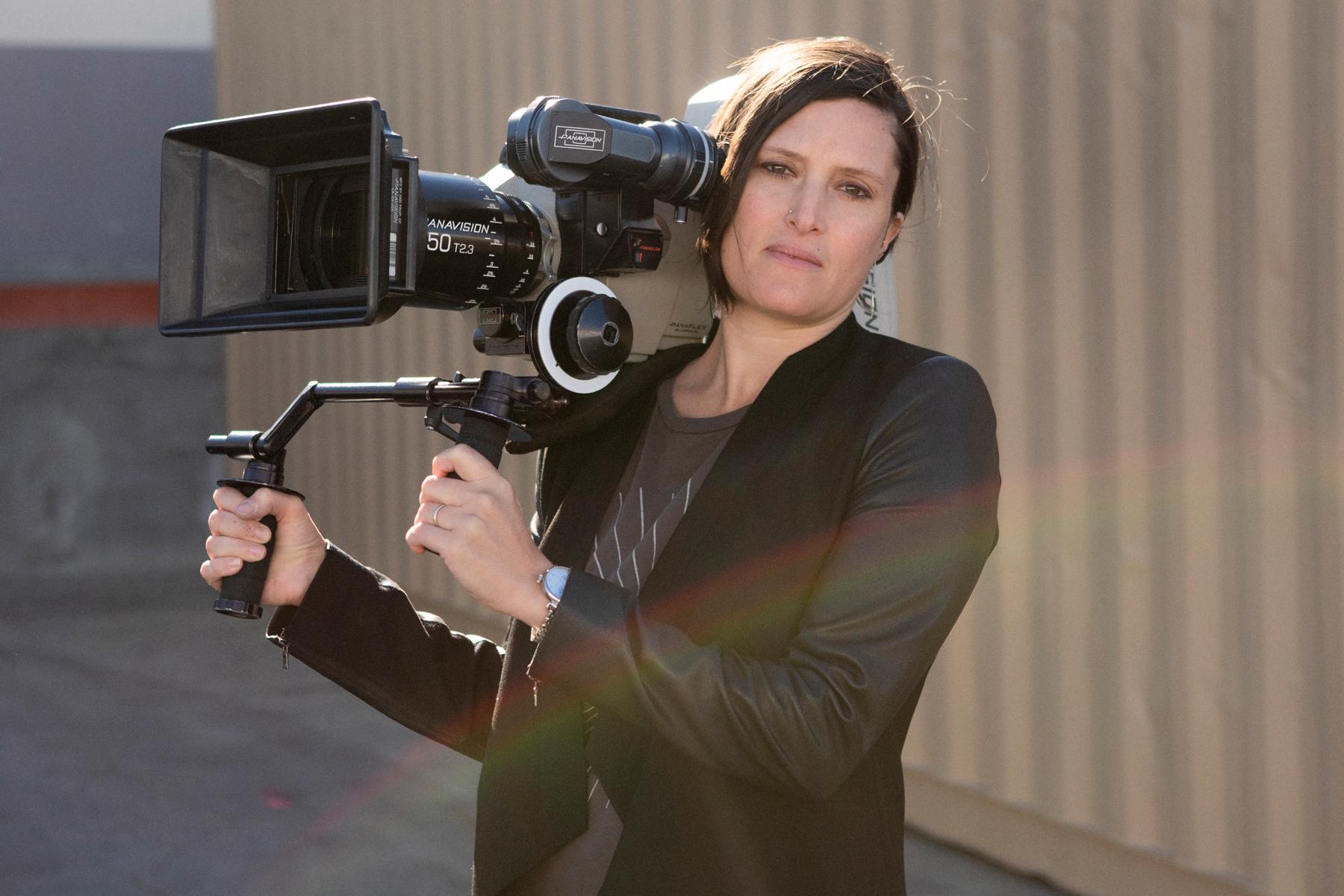 'Black Panther' Cinematographer Rachel Morrison's Life Behind the Lens