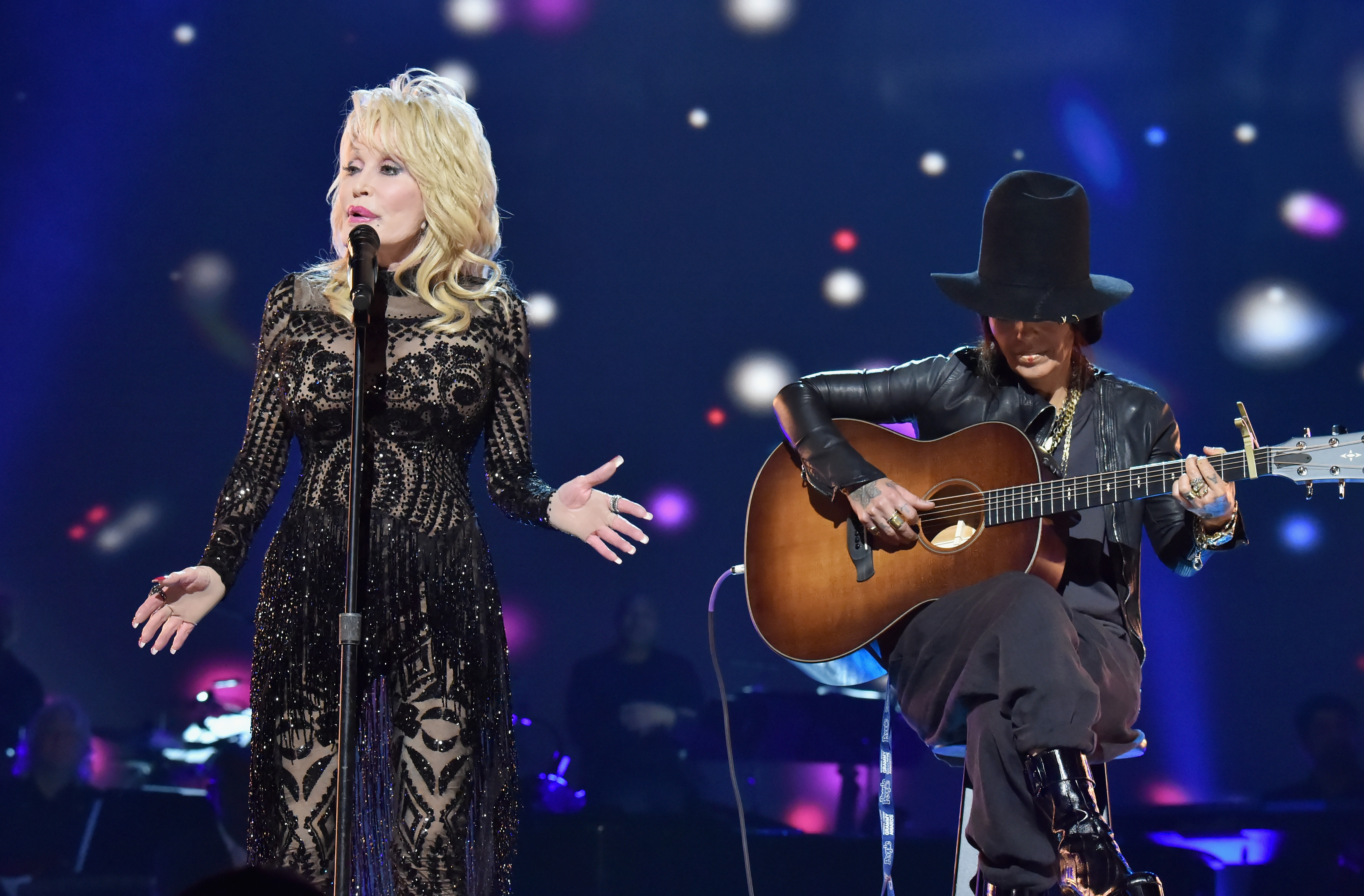 Country and Pop Stars Unite to Honor Dolly Parton at Warm MusiCares Tribute