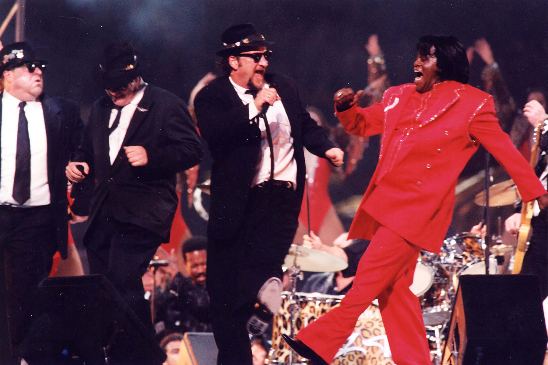 When the Blues Brothers Played the Super Bowl, and Other Halftime Disasters