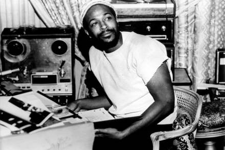 Marvin Gaye's Lost Album 'You're the Man' to be Released