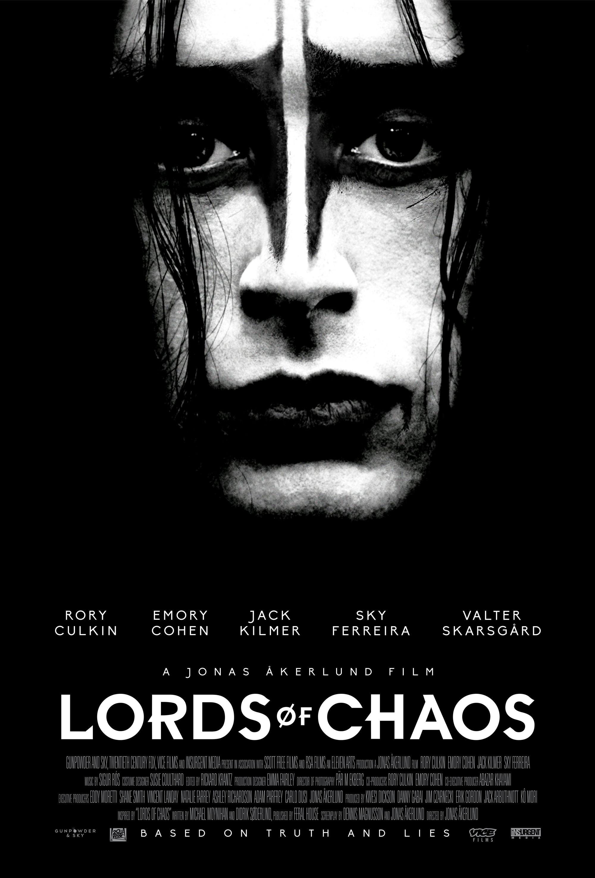 Lords of Chaos': Black Metal Biopic Should Be Burned at the