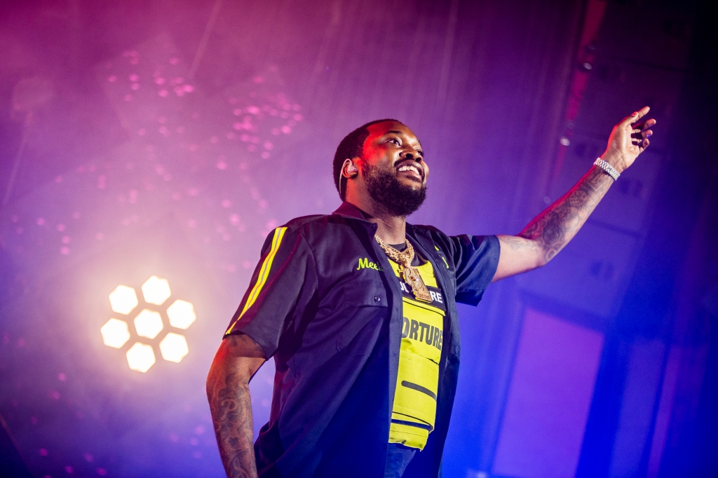 Meek Mill performs at the Fillmore Miami on February 19th, 2019. It was the first stop on the rapper's jaunt in support of his 'Championships' LP. Find Meek Mill's Upcoming Shows