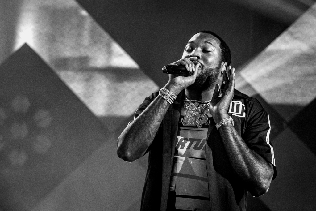 The U.S. tour marks Meek Mill's first full run of dates since his release from prison earlier this year. Find Meek Mill's Upcoming Shows
