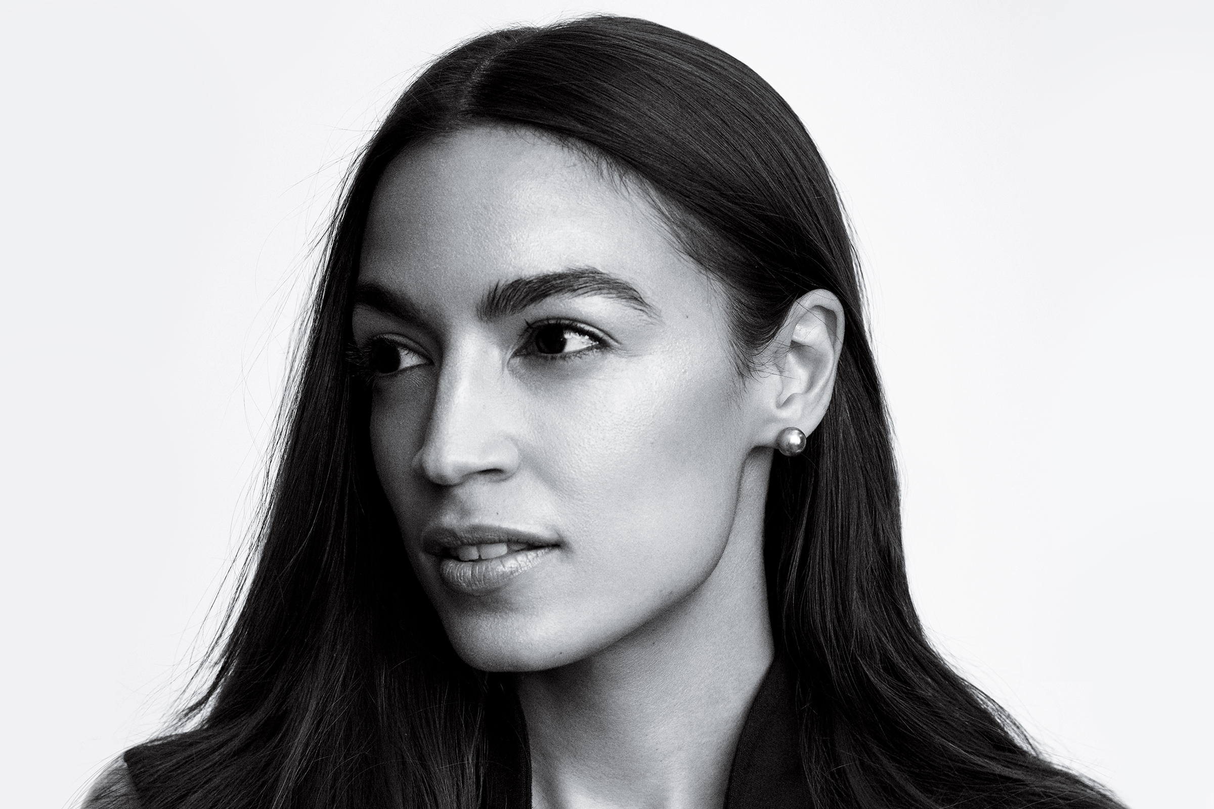 Alexandria Ocasio-Cortez Wants the Country to Think Big