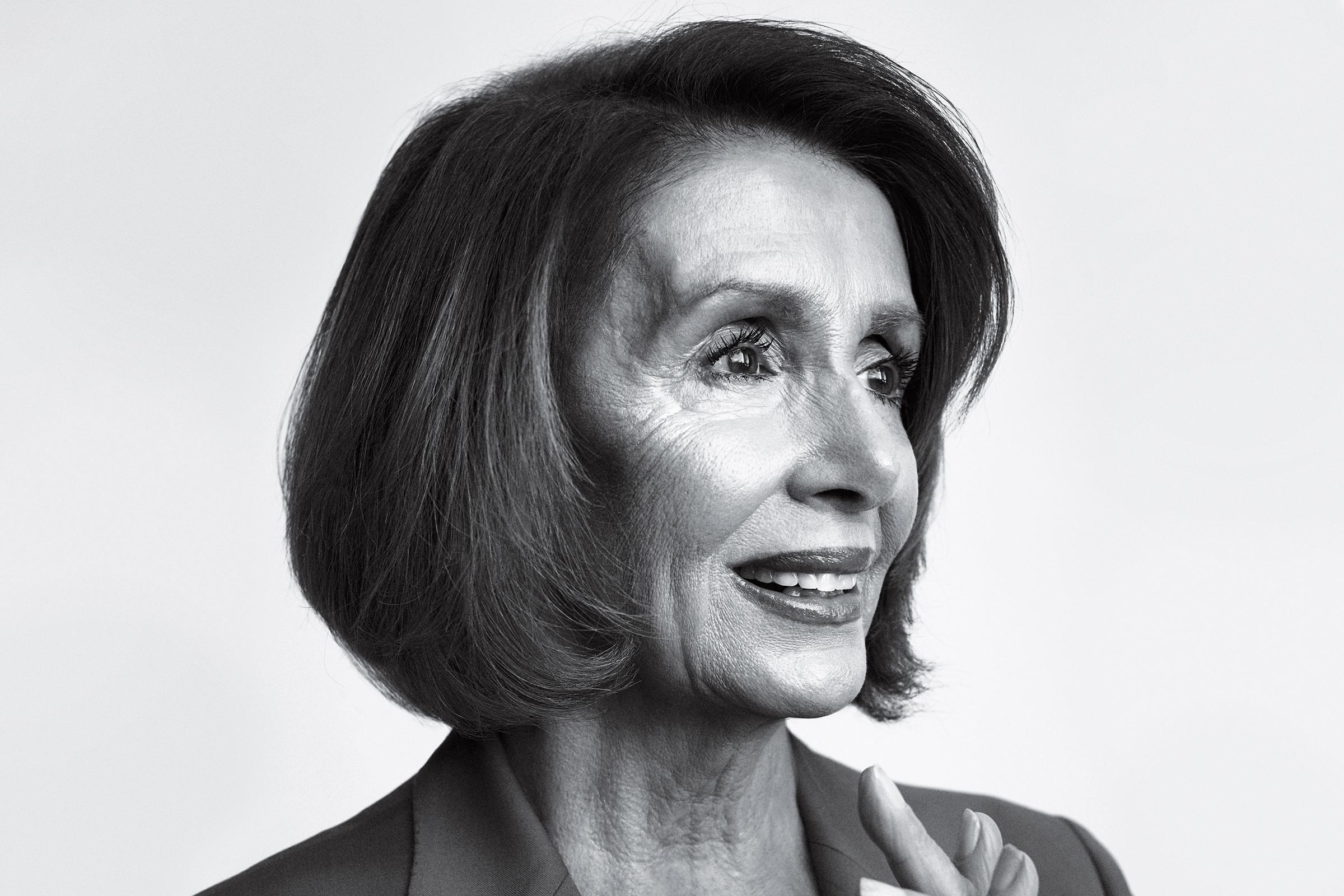 Nancy Pelosi: The Rolling Stone Interview