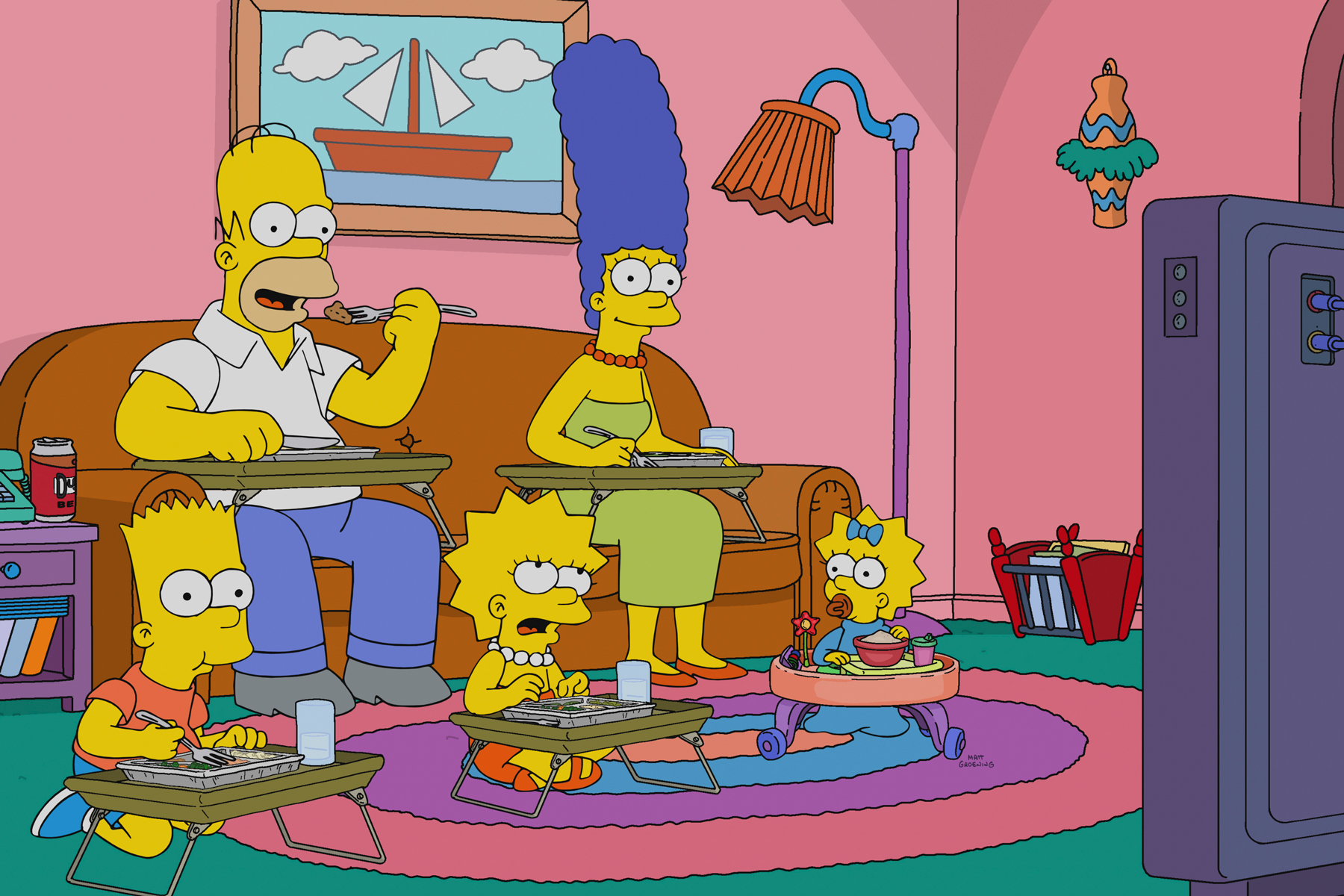 'The Simpsons' Renewed For Seasons 31 and 32