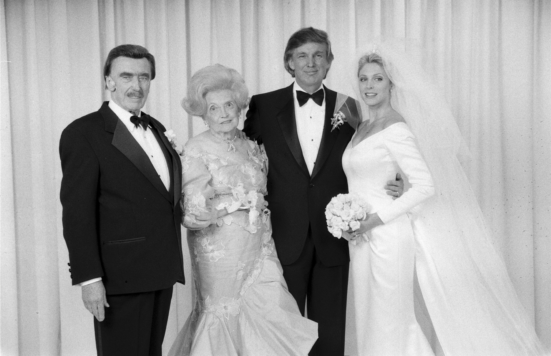 A&E Gives First Look at 'Biography: The Trump Dynasty' Docuseries