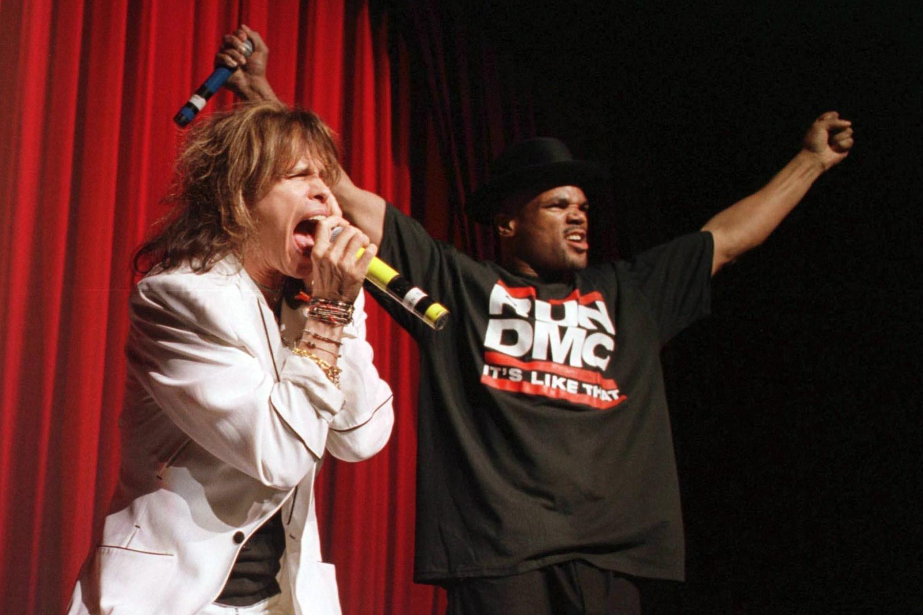 Walk This Way Untold Story Of Aerosmith Run Dmc Collaboration Rolling Stone