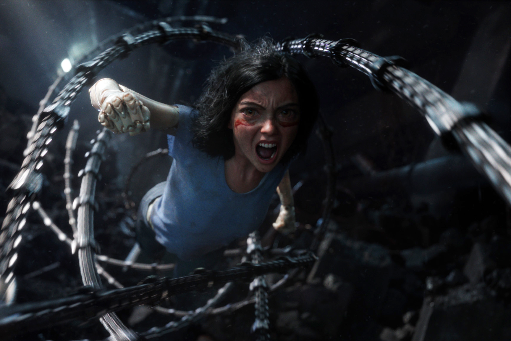 'Alita: Battle Angel' Review: A Cyberheroine Story Way Past Its Sell-By Date