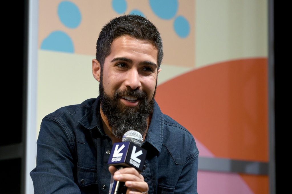 AUSTIN, TX - MARCH 14: Savan Kotecha speaks onstage at Featured Speaker: Savan Kotecha during SXSW at Austin Convention Center on March 14, 2018 in Austin, Texas. (Photo by Dave Pedley/Getty Images for SXSW)
