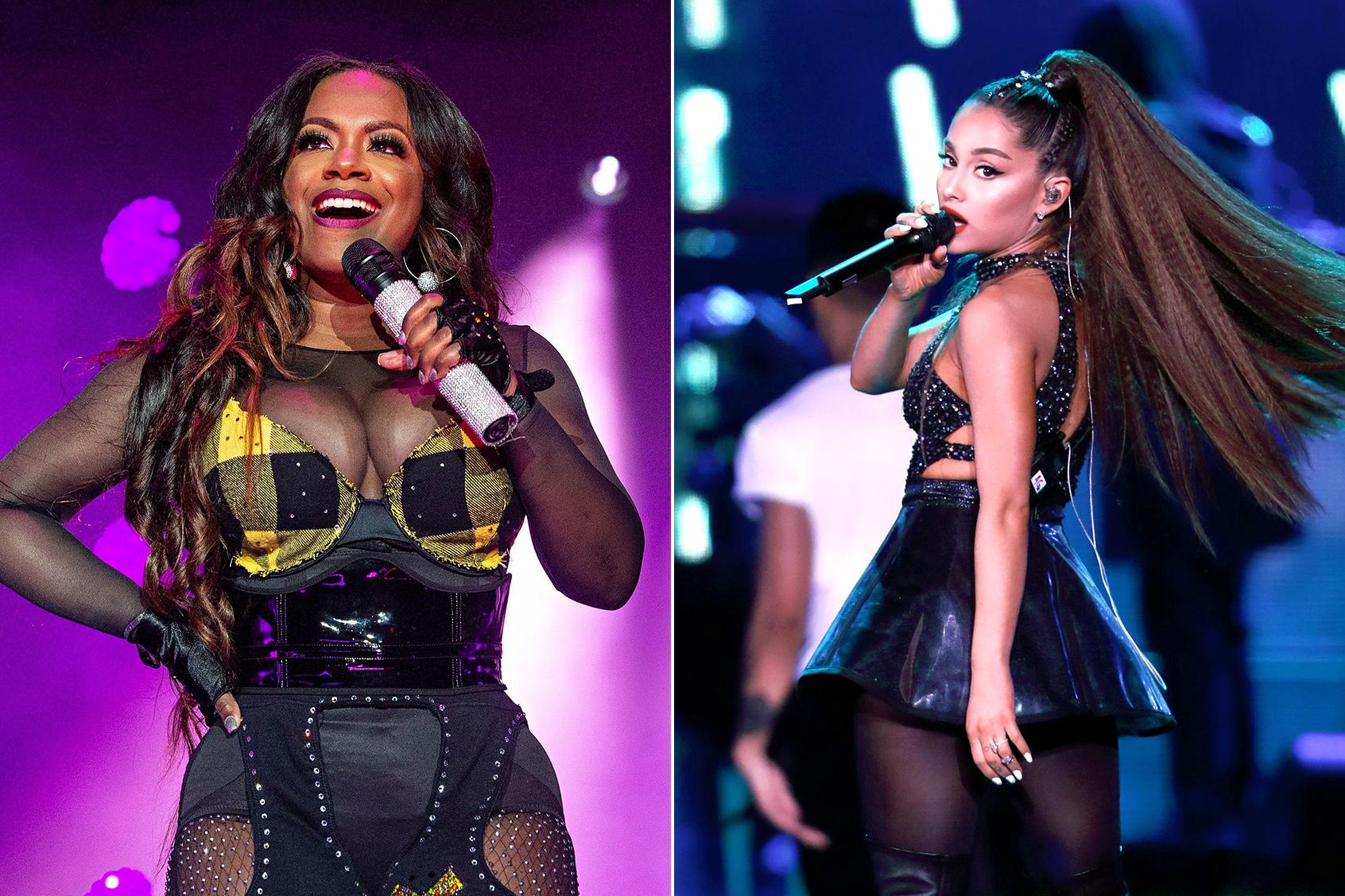 'It Makes Me Ill' Writer Kandi Burruss Loves Ariana Grande's Reworked Version of 'NSync