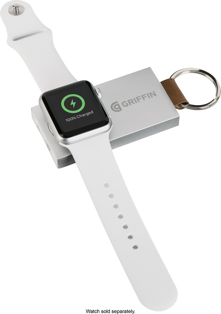best apple watch charger griffin review