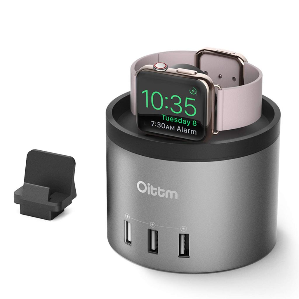 best apple watch charging stand dock