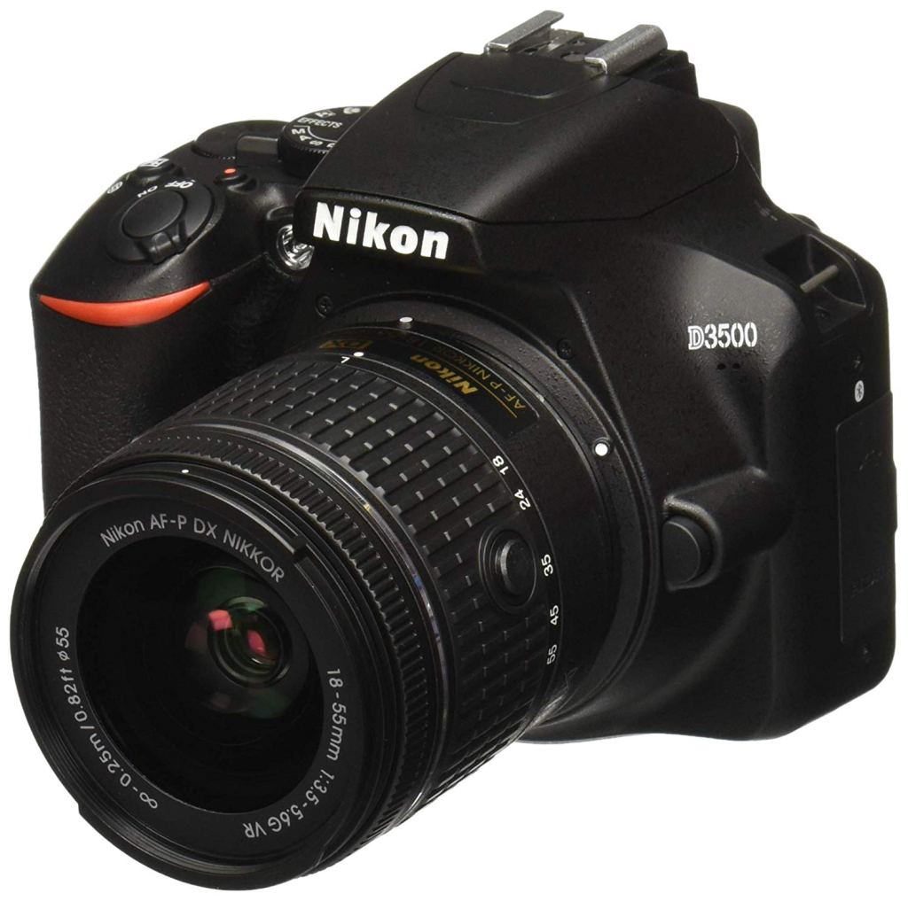 best digital camera nikon review D3500