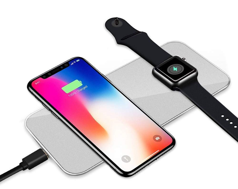 best wireless apple watch charger amazon