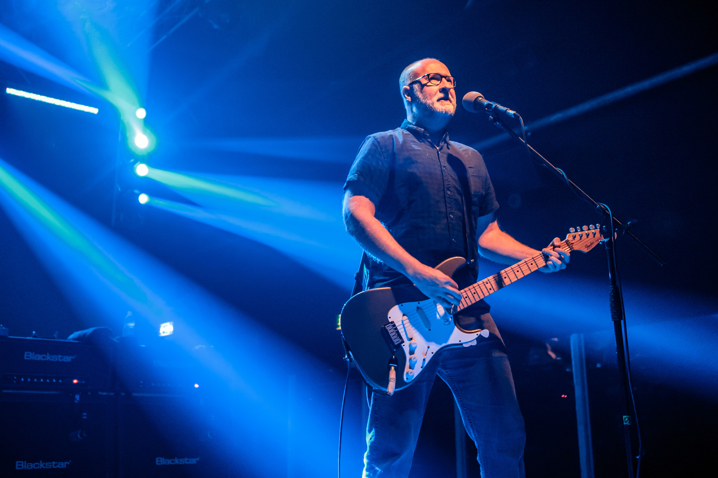 The Constant Impermanence of Bob Mould