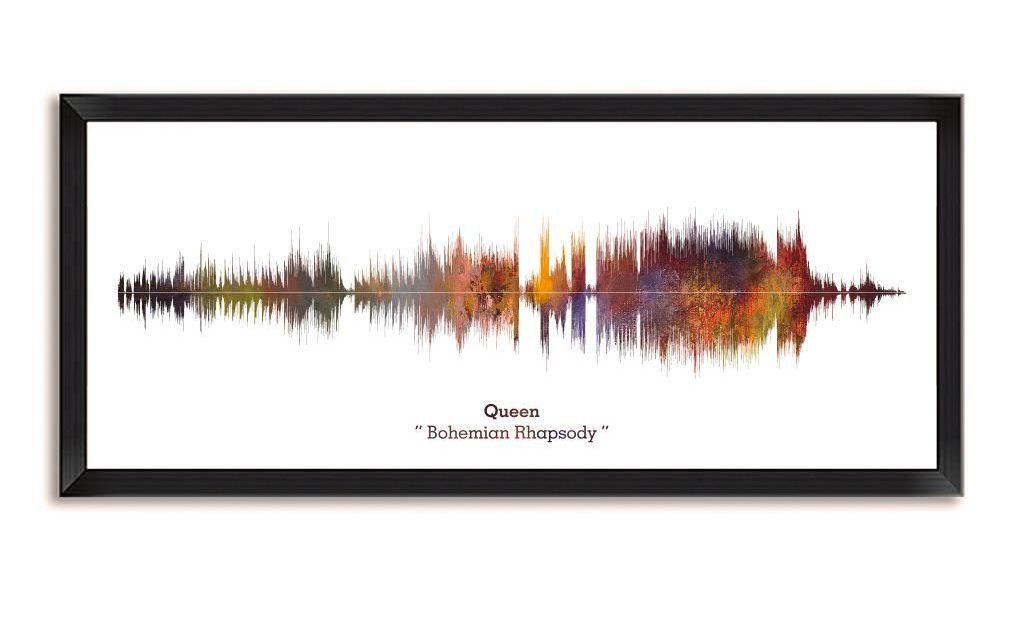 bohemian rhapsody poster soundwave song