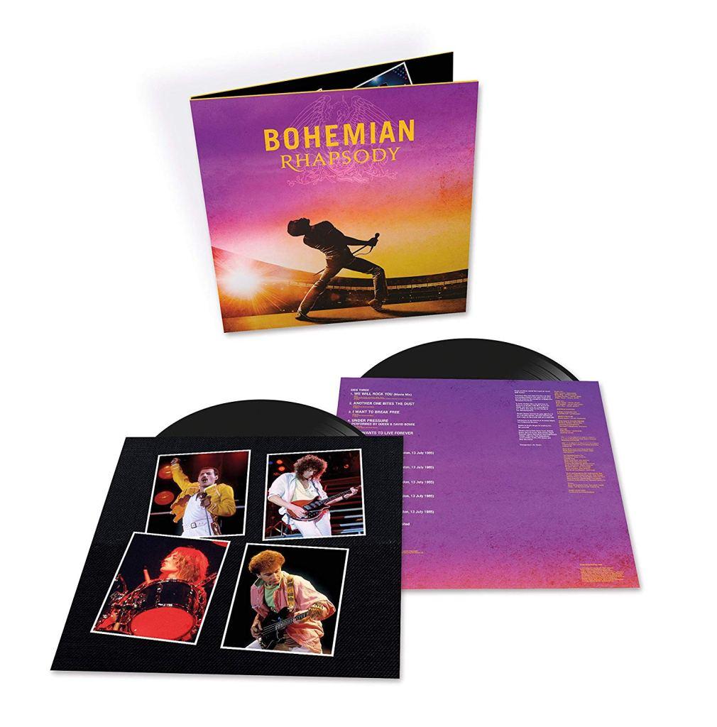 bohemian rhapsody soundtrack vinyl