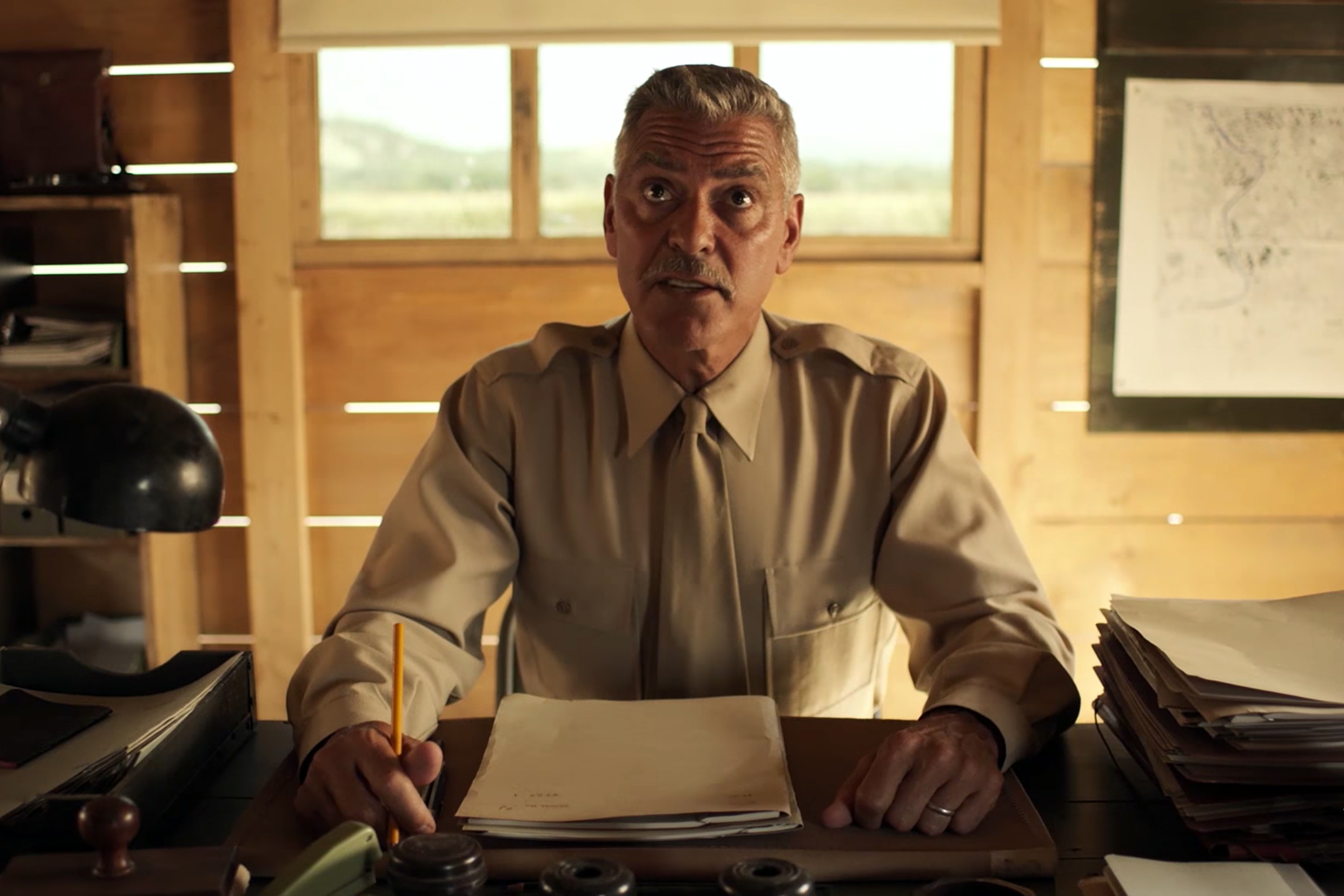 See Madcap First Teaser for George Clooney's 'Catch-22' Series