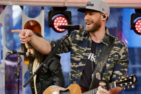 Chase Rice Sings Eyes On You On Gma Rolling Stone