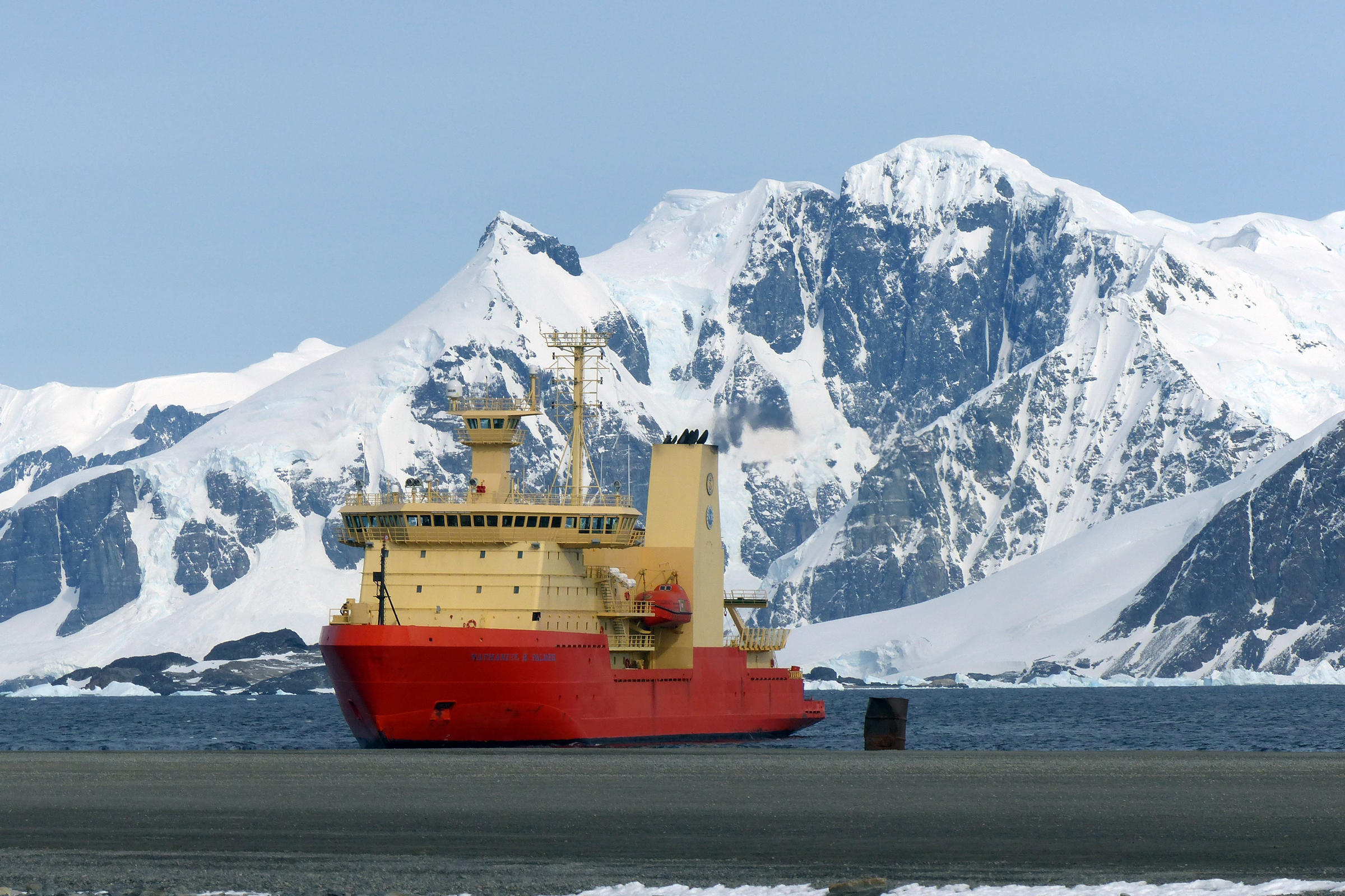 Journey to Antarctica: When the Best Laid Plans Go Awry