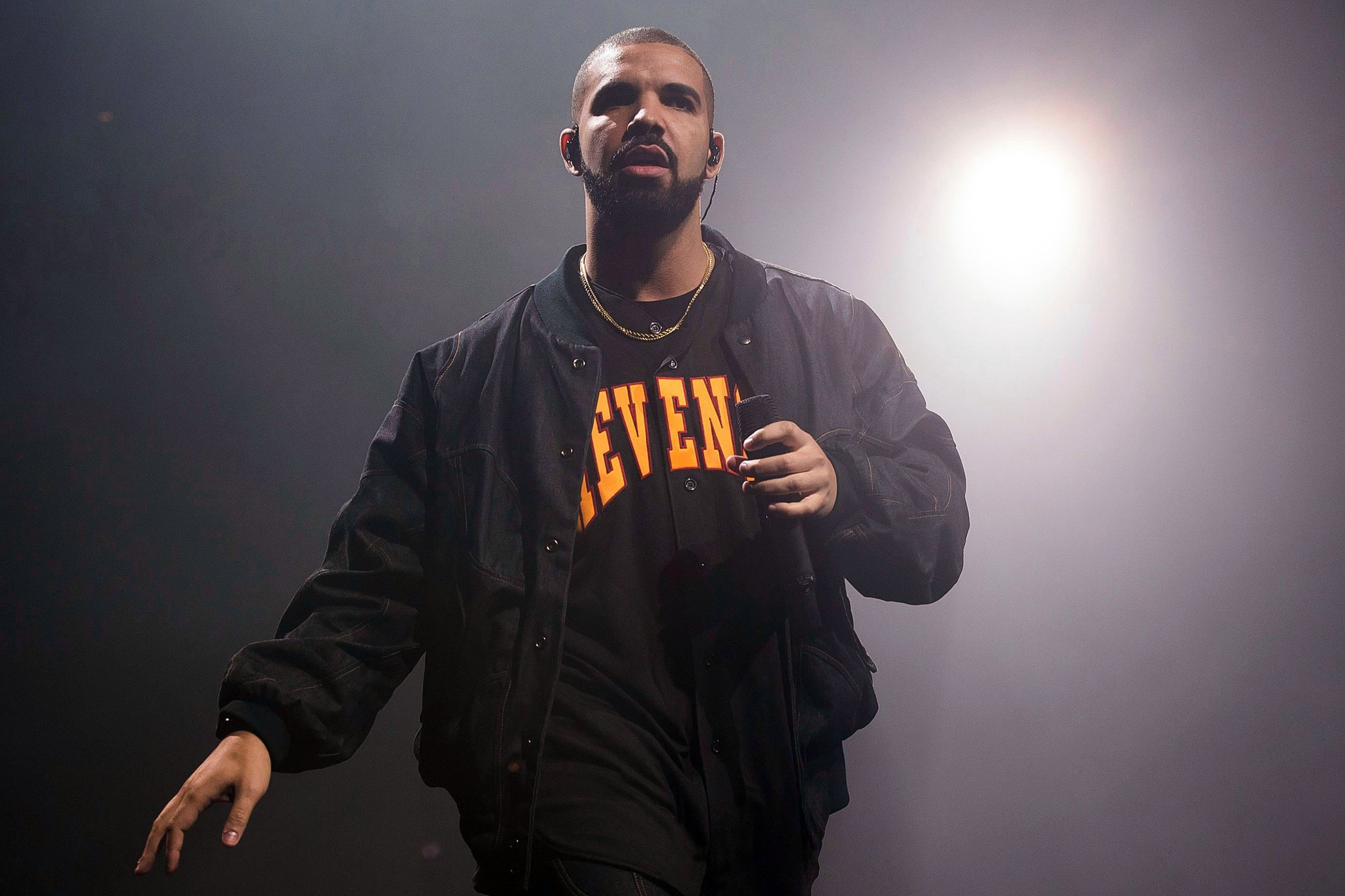 d57c37fe425 Drake performs in concert as part of the Summer Sixteen Tour in New York.  Photos