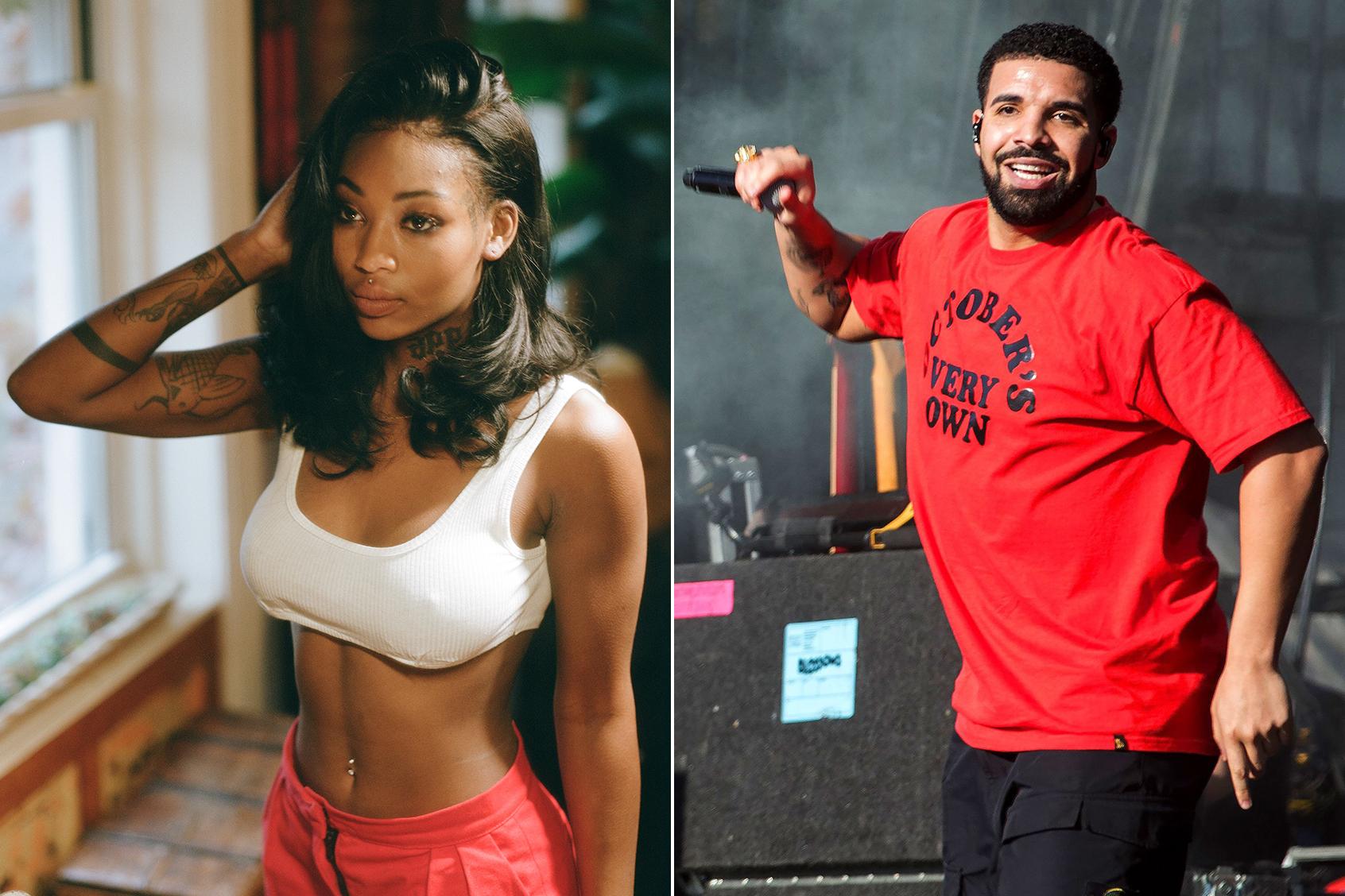 Drake Joins Atlanta Singer Summer Walker on 'Girls Need Love