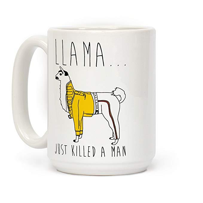 freddie mercury mug