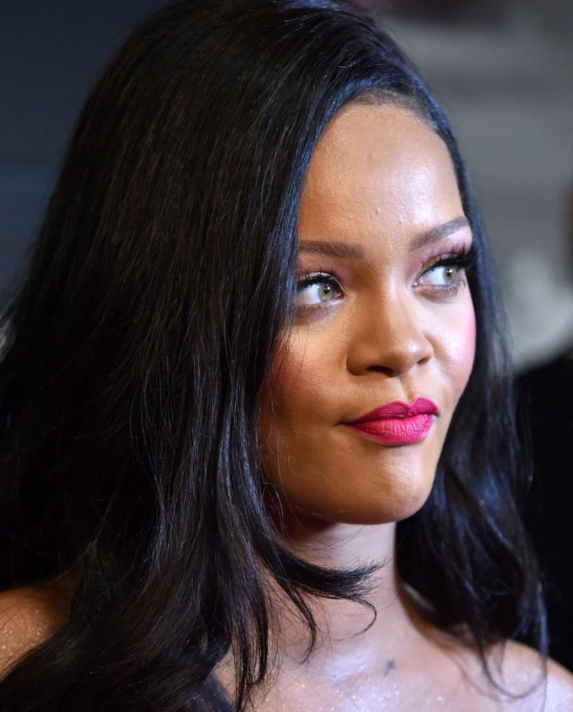 RihannaFenty Beauty by Rihanna One Year Anniversary Celebration, New York, USA - 14 Sep 2018