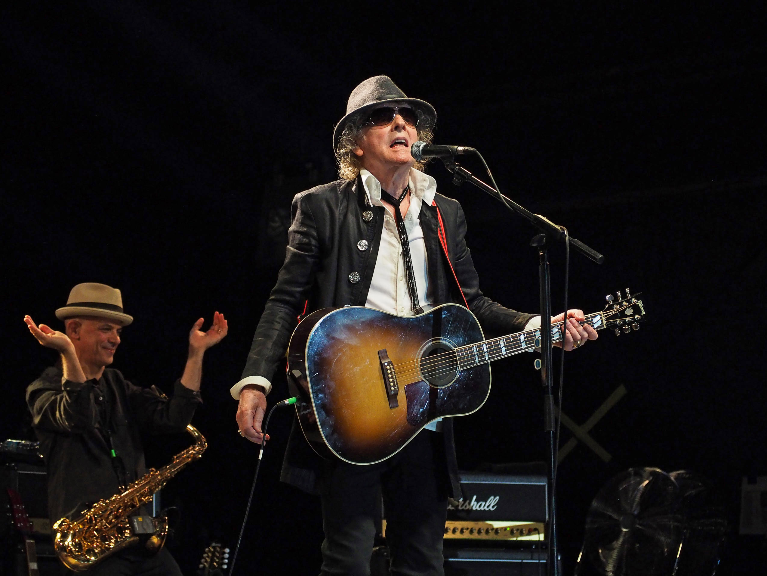 Ian Hunter on Glam Rock's Heyday and Mott the Hoople's Return