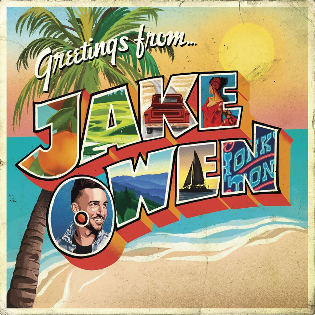 Jake Owen New Album 'Greetings'