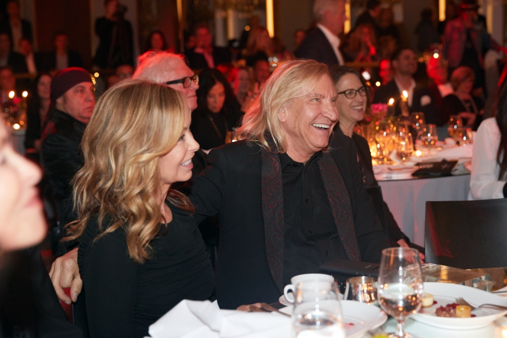 joe walsh addiction gala