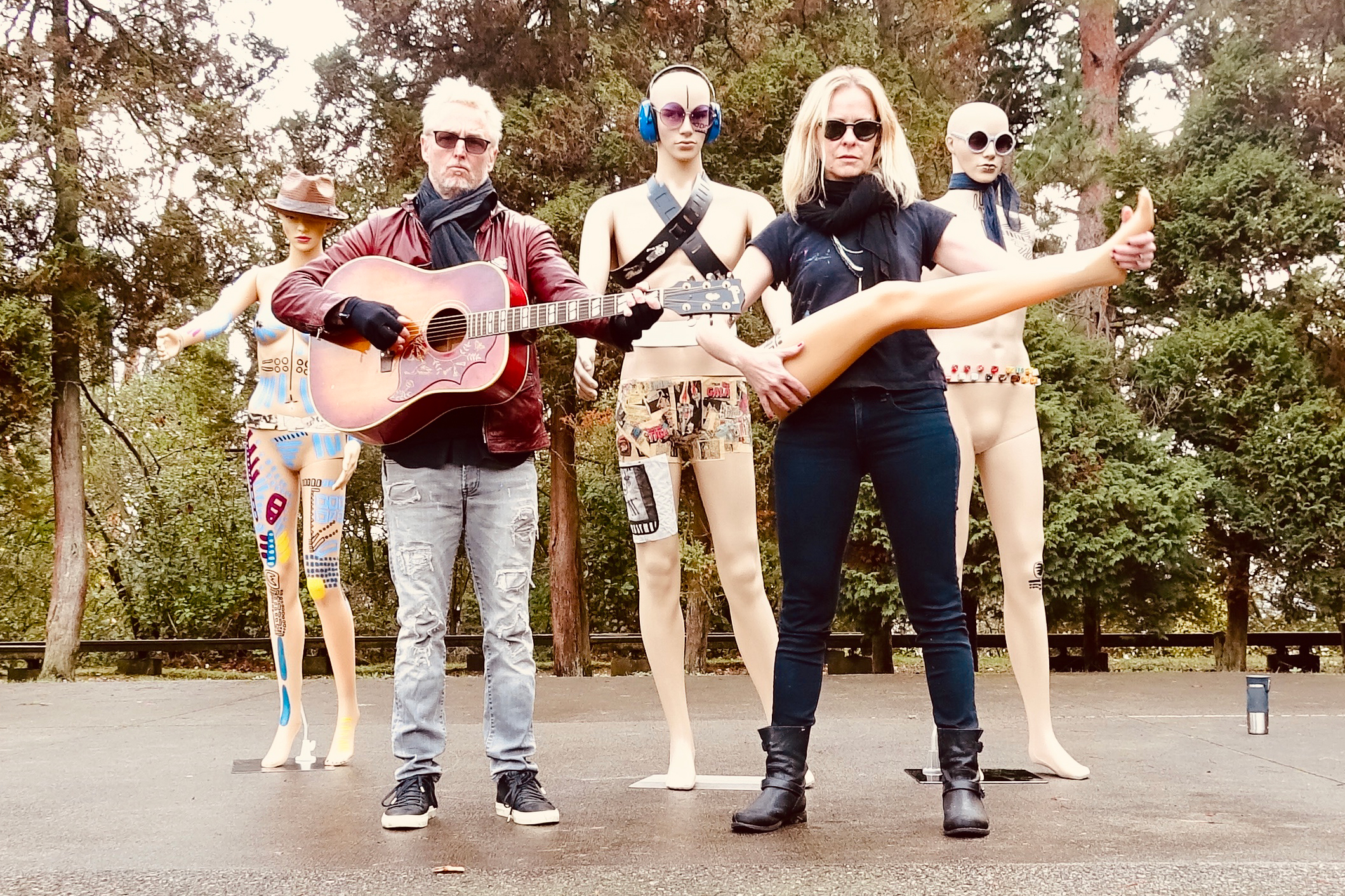 Mike McCready and Kate Neckel