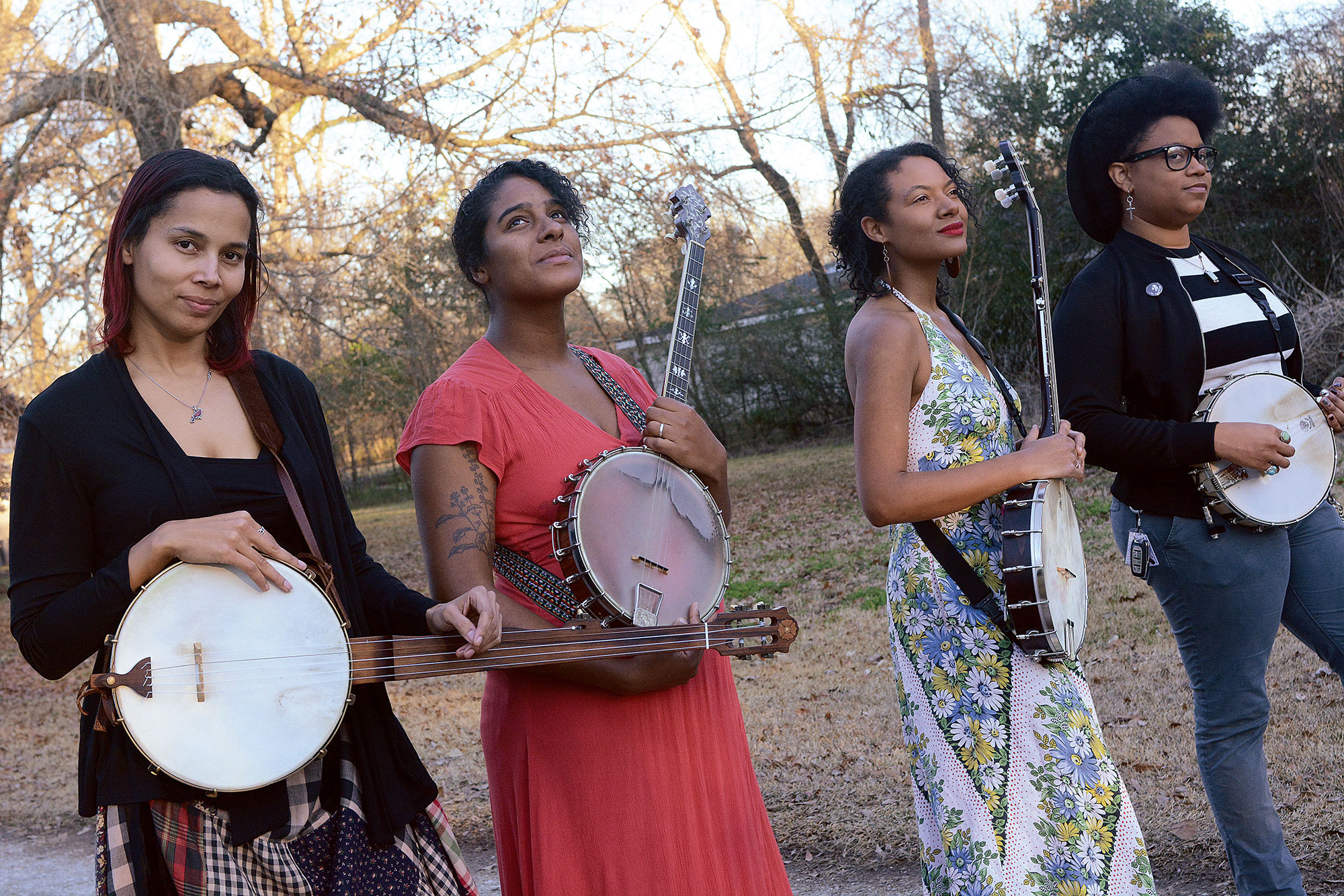 How Our Native Daughters Reimagine Folk Song Narratives