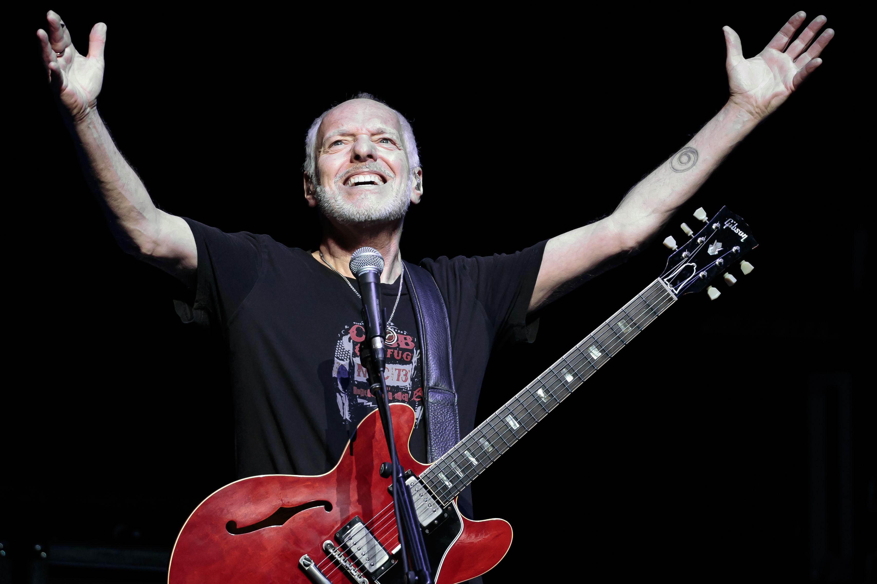 Peter Frampton Announces Farewell Tour