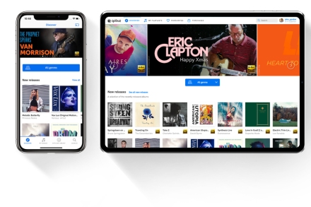 Hi-Res Music Service Qobuz Launches in the U S  – Rolling Stone