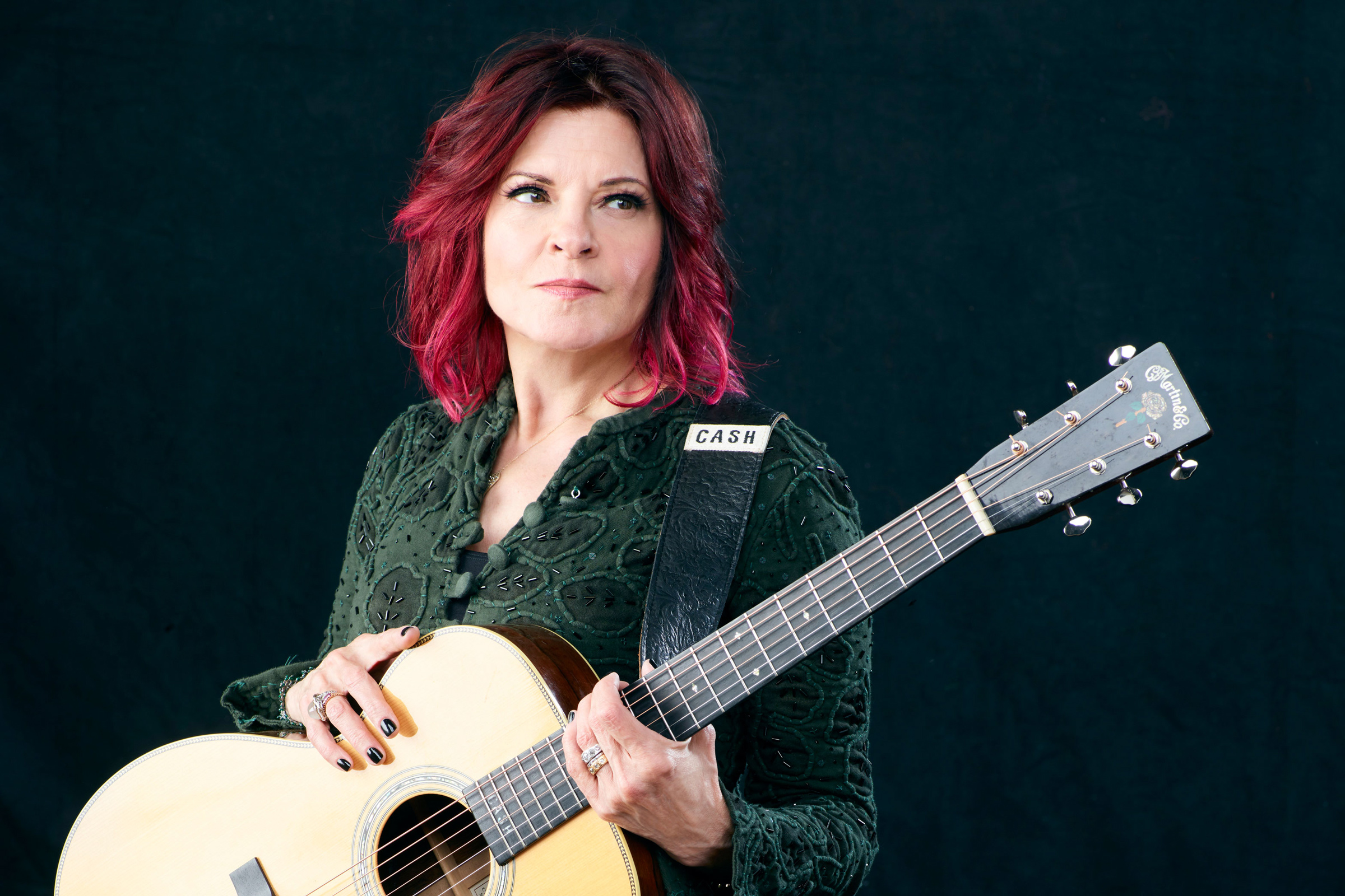 Rosanne Cash Talks Channeling Feminist Rage on 'She Remembers Everything'
