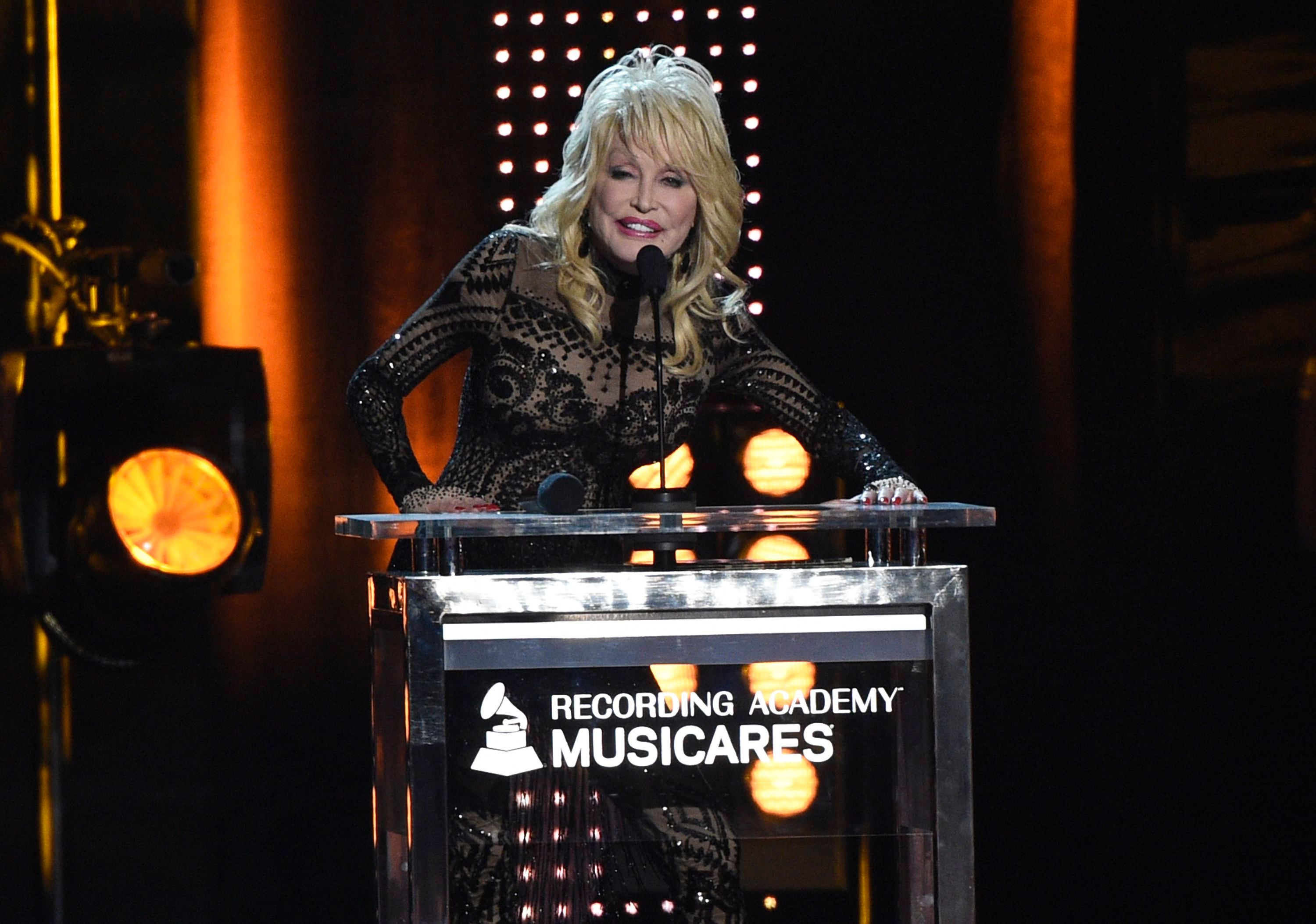 Dolly Parton Talks Feminism, Songwriting Therapy on 'CBS Sunday Morning'