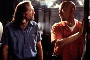 Con Air (1997) Nicolas Cage, John MalkovichPhoto: Moviestore/REX/Shutterstock