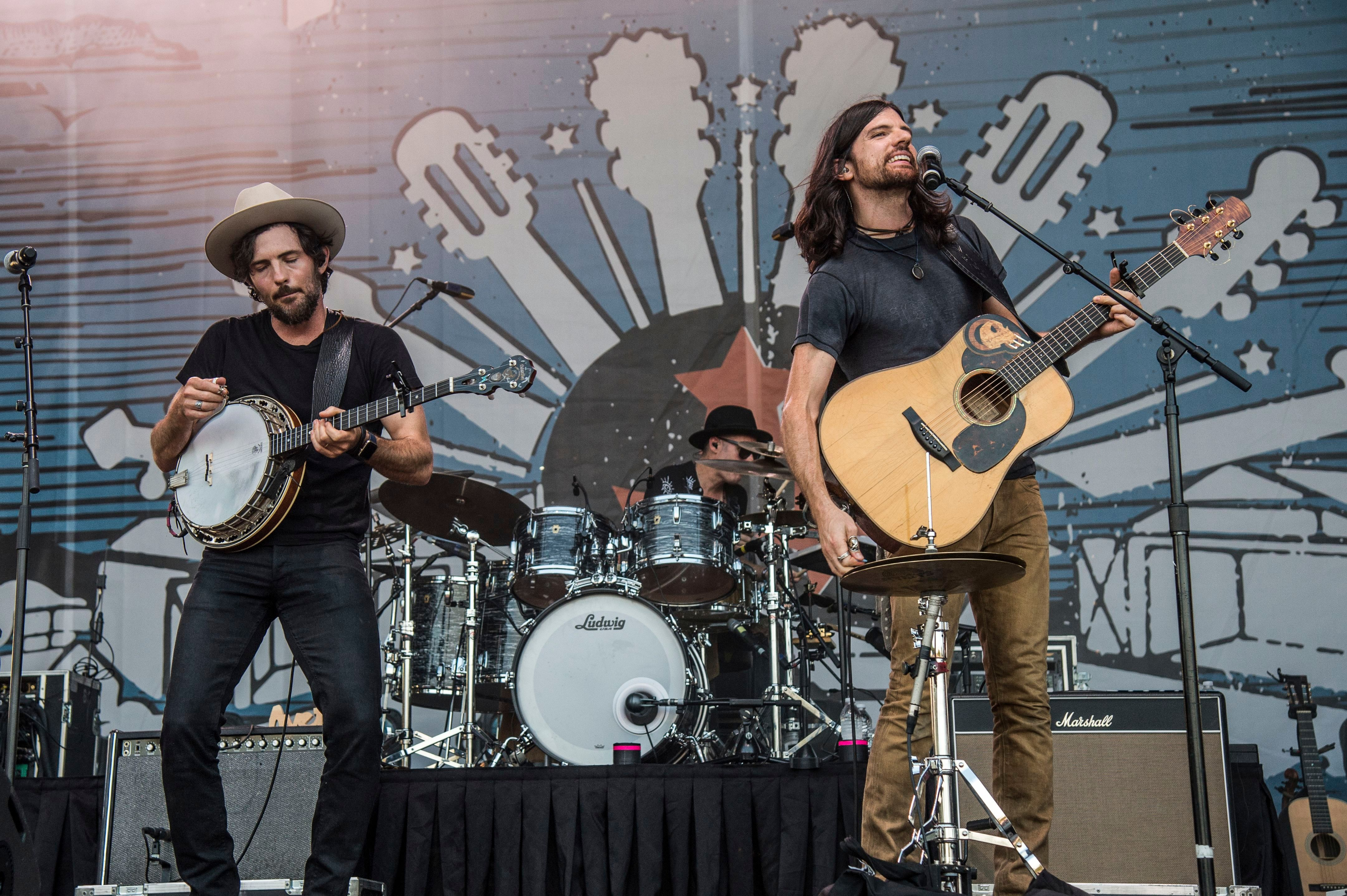 Avett Brothers, Tyler Childers, Midland Set for 2019 Forecastle Festival
