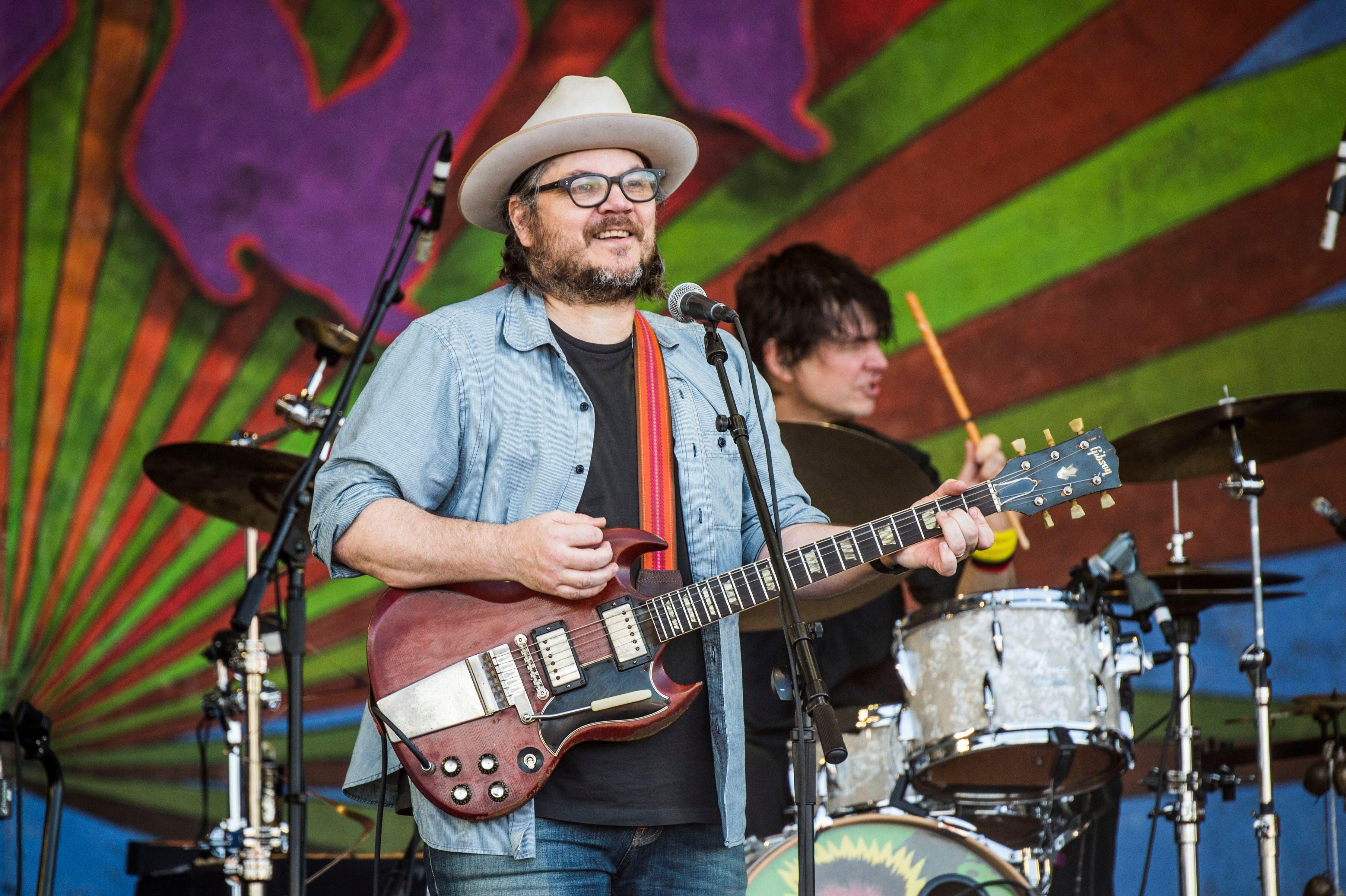Wilco Tap Courtney Barnett, Jon Hamm for 2019 Solid Sound Festival