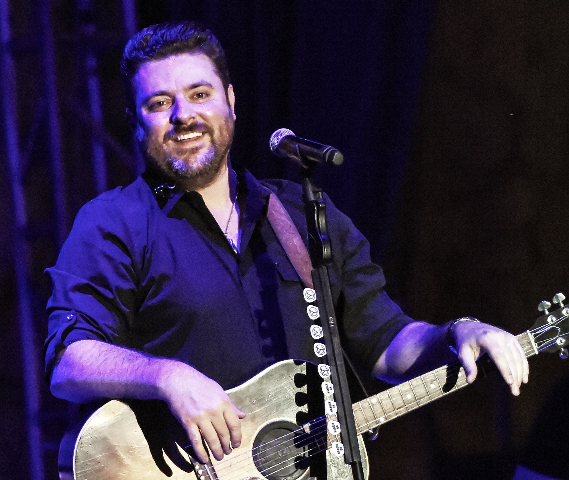 Chris Young: See Chris Young's Raised On Country Tour Dates