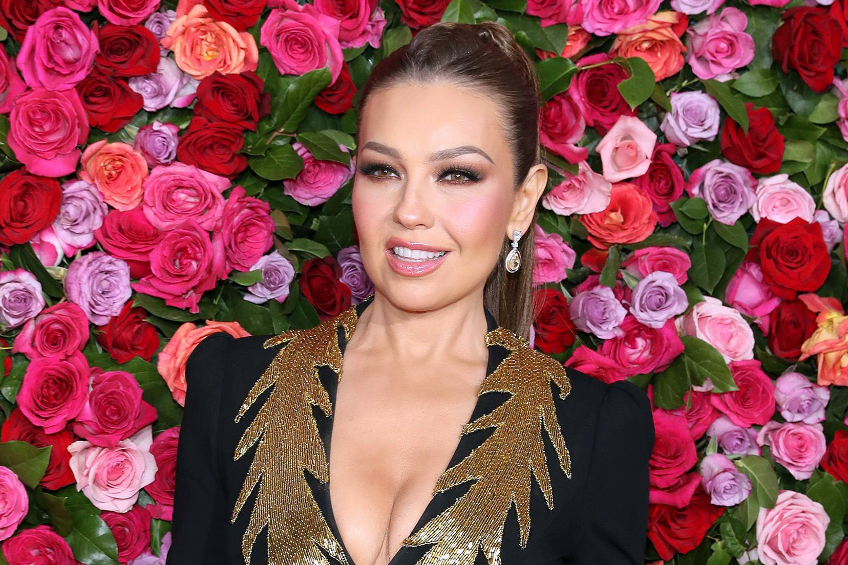 Amor A La Mexicana Movie thalia on new lp 'valiente,' embracing girl power, growing