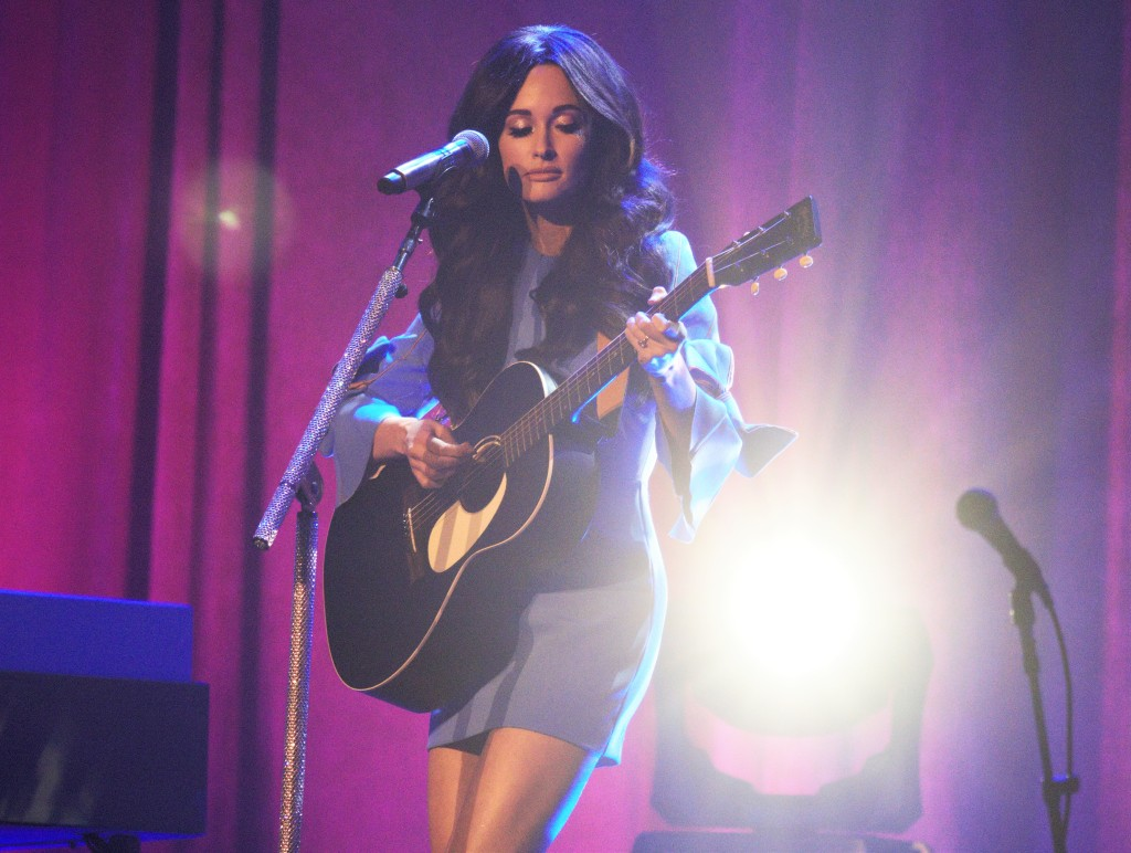 "Musgraves' new single is the empowering ballad ""Rainbow,"" which she performed on Saturday night."