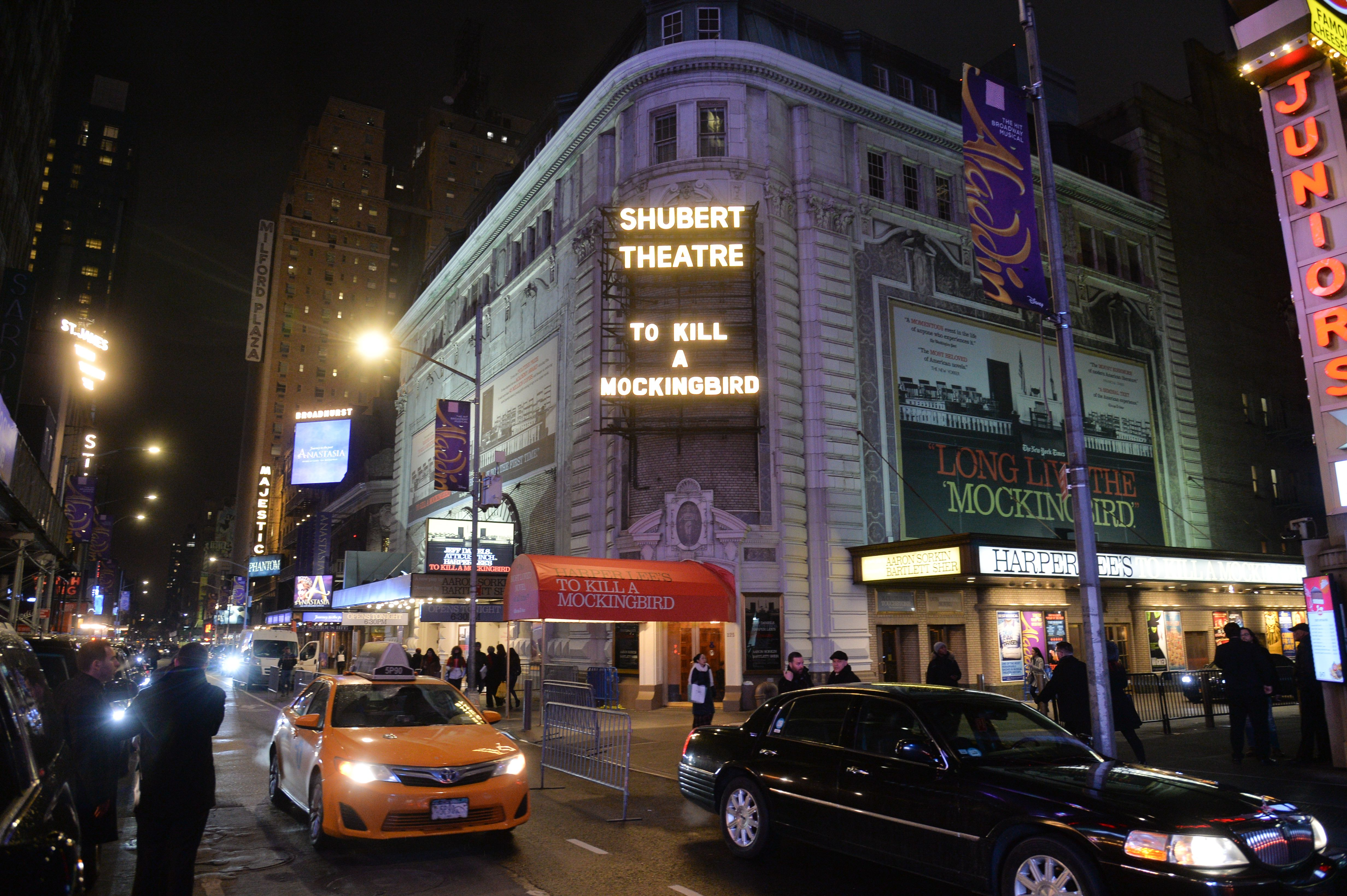 Atmosphere'To Kill a Mockingbird' Broadway play opening night, Arrivals, New York, USA - 13 Dec 2018