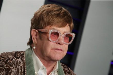Elton John Aligns With George Clooney's Boycott of Brunei