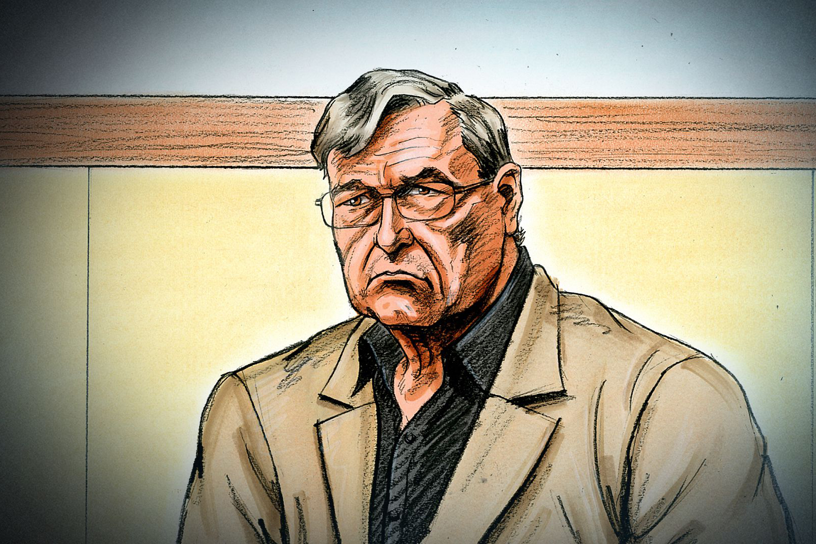 How Cardinal George Pell Became the Highest-Ranking Catholic Official to Be Convicted of Child Abuse