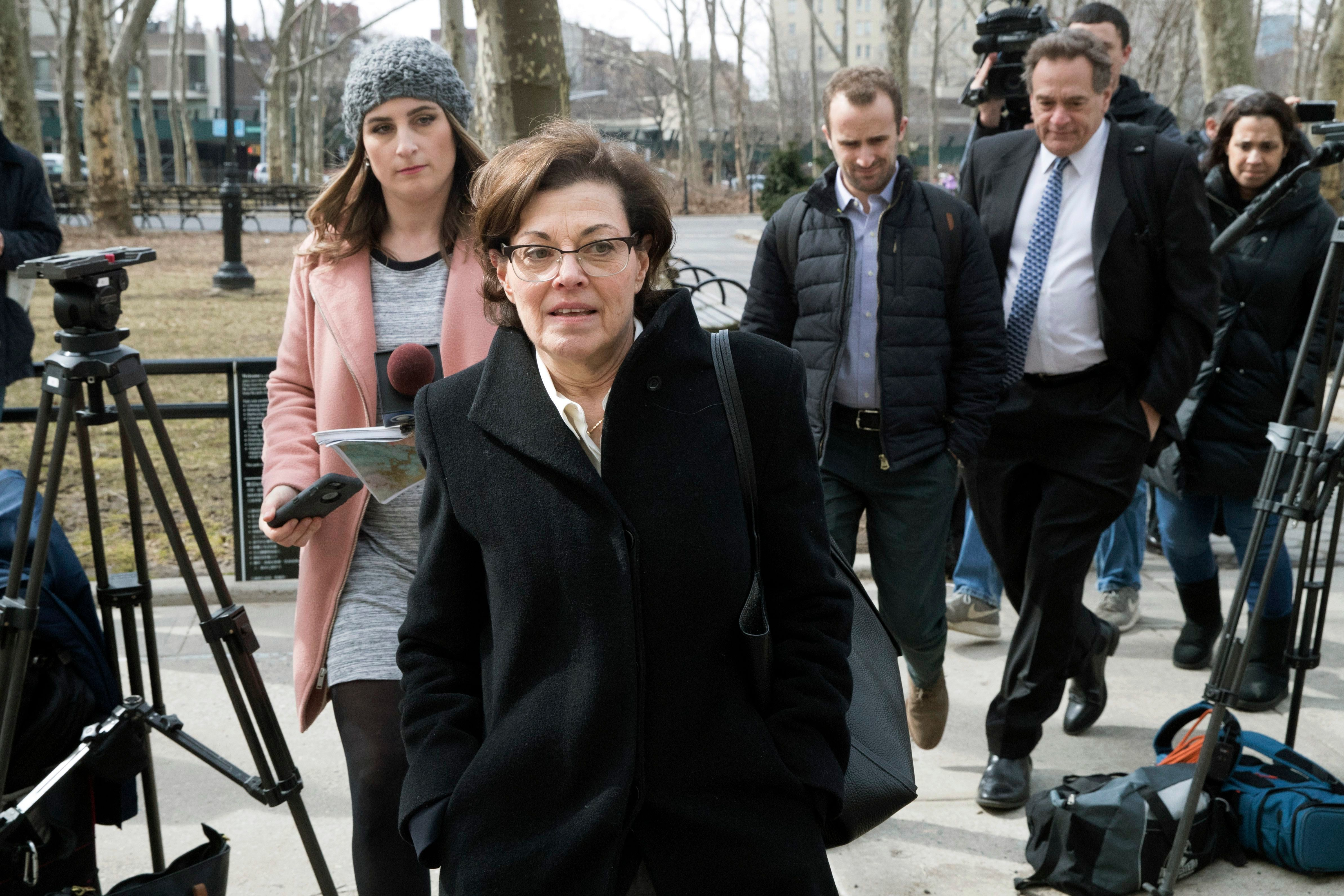 NXIVM Co-founder Nancy Salzman Pleads Guilty to Racketeering Conspiracy